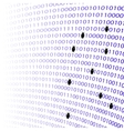 Binary Code Background Numbers Concept vector image