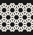 seamless pattern abstract geometric ornament vector image vector image