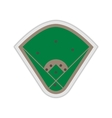 A field for Baseball vector image