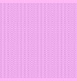 knit texture light pink color seamless pattern vector image vector image