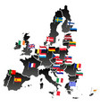 Simple all european union countries in one map
