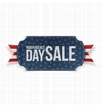 Independence Day Sale national Label vector image vector image