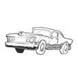 car transportation vehicle vector image vector image
