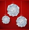 decorative paper cut balls