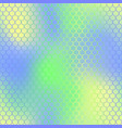 mermaid or fish skin with scale pattern mermaid vector image vector image