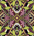 Seamless Abstract Tribal Pattern vector image vector image