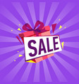 special offer sale proposition vector image vector image