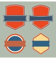 etro Emblem Sign Design Elements vector image