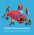 automotive repair concept