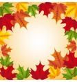 autum season vector image vector image