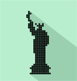 new york symbol vector image vector image
