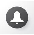 alarm icon symbol premium quality isolated siren vector image
