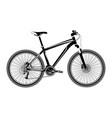 bike in vector image vector image