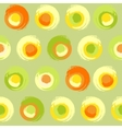 Grunge multicoloured circles vector image vector image