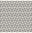 maze tangled lines contemporary graphic abstract vector image vector image