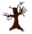Cute Monster Tree vector image