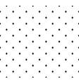 minimalist geometric seamless pattern vector image vector image