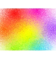 Rainbow colors sprayed paint abstract vector image vector image