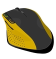 Wireless mouse vector image vector image