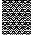 black and white zigzag stripes pattern geometric vector image
