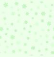 flower summer pattern seamless vector image vector image