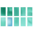 abstract green and blue blurred gradient
