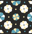 floral seamless pattern can be vector image vector image