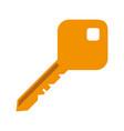 key icon image vector image