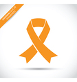 leukemia cancer awareness vector image vector image