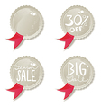 Sale labels vector | Price: 1 Credit (USD $1)