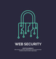 Web security for cryptocurrency global digital