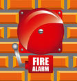 fire concept vector image