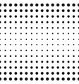half tone circles pattern halftone dots texture vector image vector image