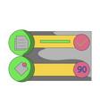 finish task clip art clip art vector image vector image
