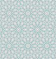 seamless geometric pattern repeating background vector image vector image