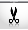 hair salon tools vector image