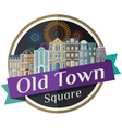 old town 08 vector image vector image