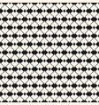 elegant seamless geometric ornament vector image vector image