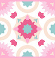 tile decorative floor tiles pattern vector image