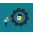 teamwork related icons image vector image vector image
