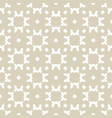 gold and white abstract geometric background vector image