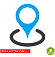 Location Eps Icon vector image vector image