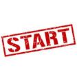 start stamp vector image