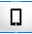 smart phone web flat icon vector image