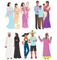 people ethnic origin national diversity vector image