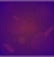 simple geometric abstract background gradient vector image
