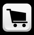 car shopping design vector image