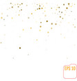 star falling print and modern creative pattern vector image vector image