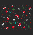 new year festive background vector image