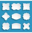 paper frames vector image vector image